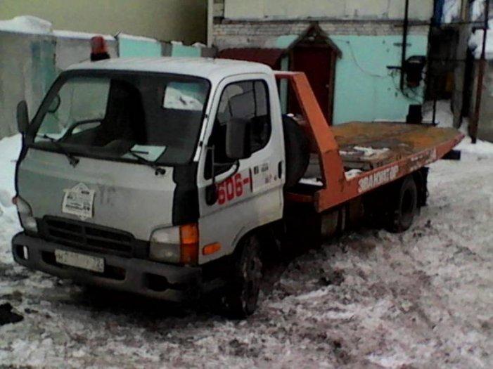 Продам эвакуатор Hyundai HD 72