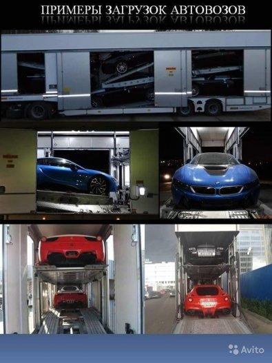 Крытые автовозы-эвакуаторы
